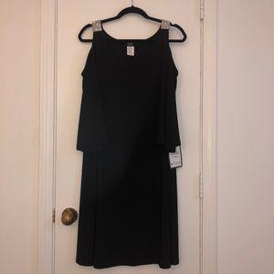 Macy's Black dress NWT